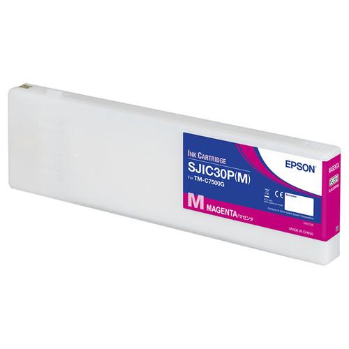 Epson C7500G Magenta Gloss Ink Cartridge