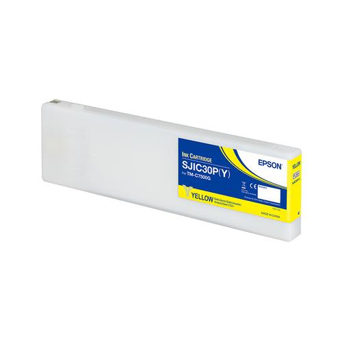 Epson C7500G Yellow Gloss Ink Cartridge