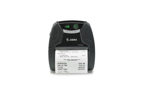 ZEBRA ZQ320 Printer Model ZQ32-A0W01R0-00