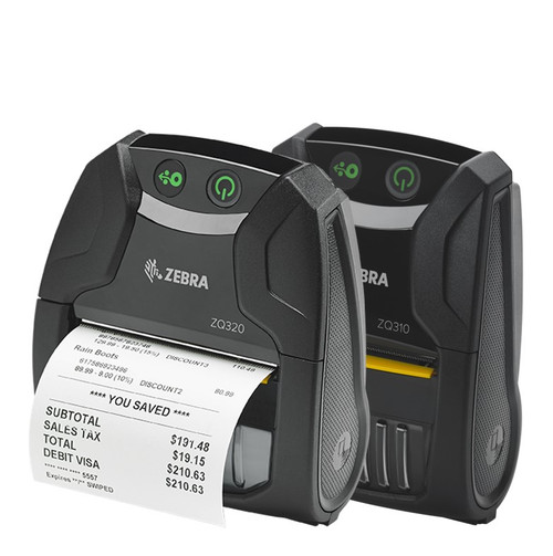 ZEBRA ZQ310 Printer Model ZQ31-A0E02T0-00