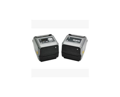 ZD620 Desktop Printer, Direct Thermal, LCD; Standard EZPL, 300 dpi, US Cord, USB, USB Host, BTLE, Serial, Ethernet   ZD62143-D01F00EZ