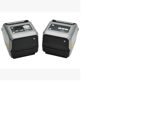 Zebra Desktop Printer ZD620, Thermal Transfer/Direct Thermal Printer, LCD; Standard EZPL, 300 dpi, US Cord, USB, USB Host, Serial, Ethernet, 802.11, BT USA/Canada | ZD62143-T01L01EZ