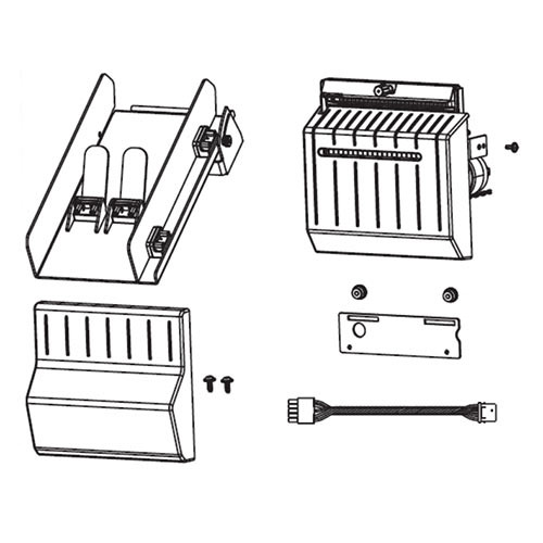 Kit Catch Tray for Cutter ZT620 - P1083320-087