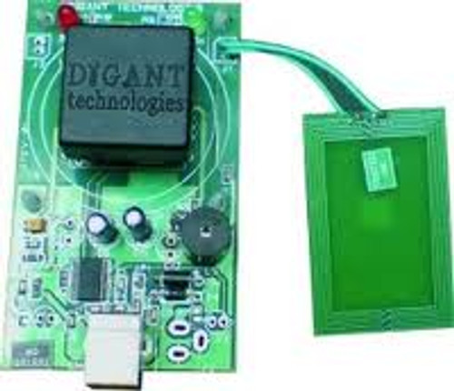KIT UPG MIFARE & CONTACT ZXP3 | P1031925-004