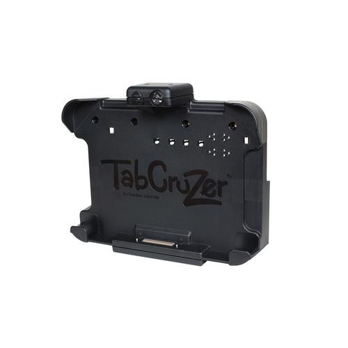 TabCruzer SLIM Vehicle Docking Station for the for the Panasonic Toughpad FZ-G1. No RF, Keyed Alike lock. VESA 75 hole pattern. - 7160-0595-00
