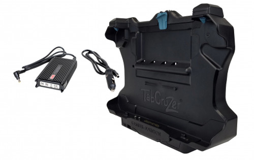 """KIT: Dell 12"""" DUAL RF Tablet Dock and LIND 190W Power Adapter (#16710) - 7170-0552-02"""