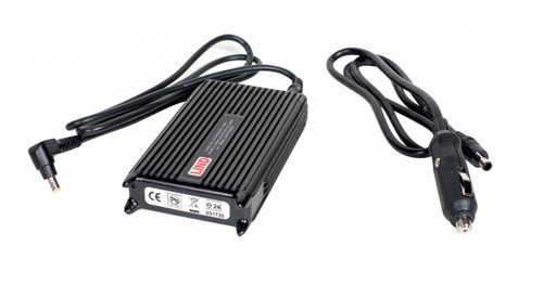 External 90W LIND automobile cigarette power adapter - 16709