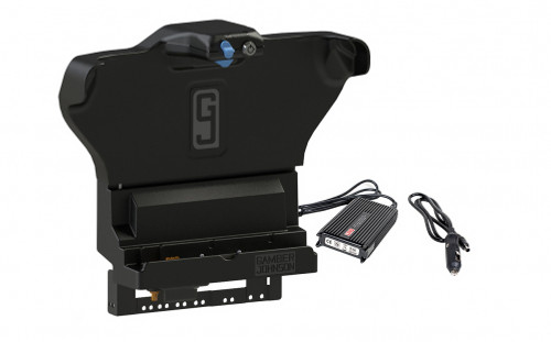 Kit: Getac F110 TRI RF Cradle (7160-1009-03) and LIND power adapter (#15110) - 7170-0669-03