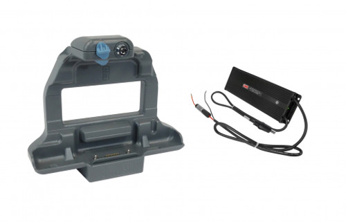 KIT: Getac ZX70 Charging Cradle (7160-1135-01) and LIND 20-60V Material Handling Isolated power adapter (#16412) - 7170-0686-21