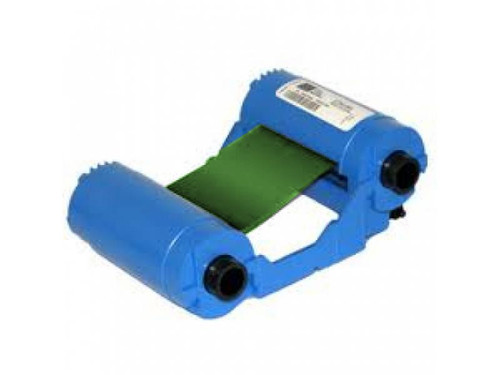 Zebra iSeries green monochrome ribbon cartridge for P1xx printers, 1000 images | 800015-903