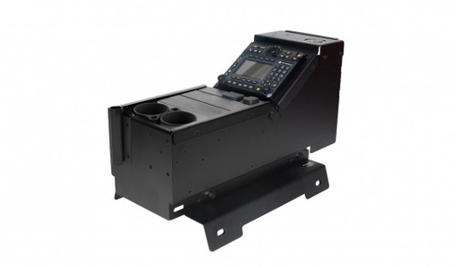 Kit include the console box (7160-0548), leg kit (7160-0509), cup holder (7160-0846), vertical surface mount (14594), and a hardware bag (7120-0593) - 7170-0237-07
