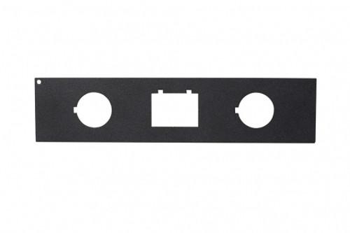 Charger USB/phone jack/ 12 volt relocation filler panel  - 14422