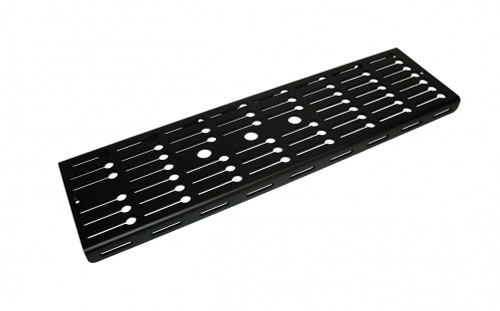 Long console box top plate - 7160-0085