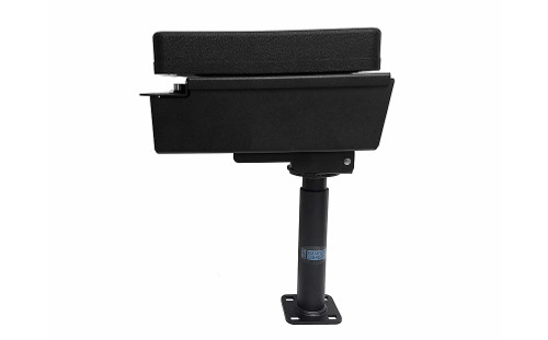 Armrest with tall lower pole (DS-LOWER-7) - 7170-0608-03