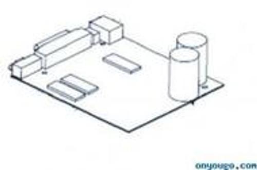 Kit PCBA Removal ZXP8 | 105936-056