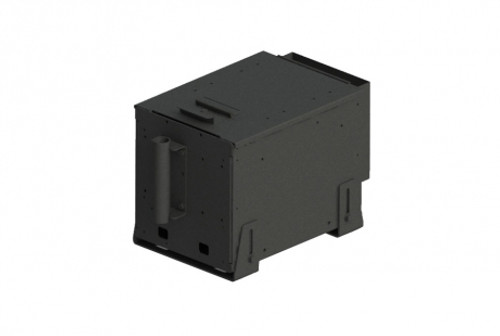 Small workstation with mounting  legs and vertical surface mount - 7170-0563-01
