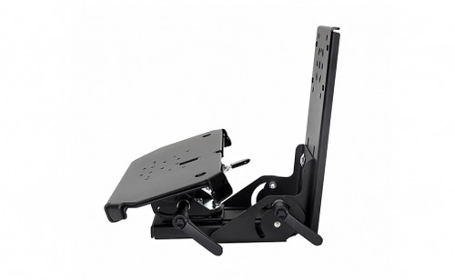 TALL Tablet Display Mount Kit with TS5 Motion Attachment. Kit includes (Tablet Display Mount 7160-0527, TS5 motion attachment 7160-0285, and Quick Release Keyboard Tray 7160-0498) - 7170-0219-01