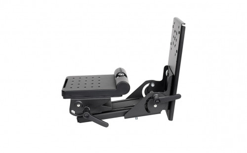 Tablet Display Mount Kit: Tall Tablet Display Mount (7160-0529), Quad-Motion TS5 (7160-0285) and Quick Release Keyboard Tray (7160-0857) - 7170-0513-01