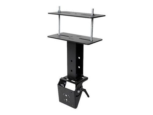 Extended overhead guard mount with 0-90 Clevis - 7160-0368