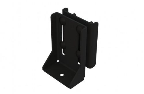 Forklift Single Light Bracket - 7160-0610