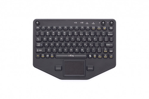 Bluetooth-compatible keyboard with touchpad (BT-80-TP) - 7300-0037