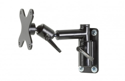 Kit includes small joiner (7110-1234), wall mount with swing arm (7110-1227), VESA 75mm adapter plate (14139) - 7170-0595