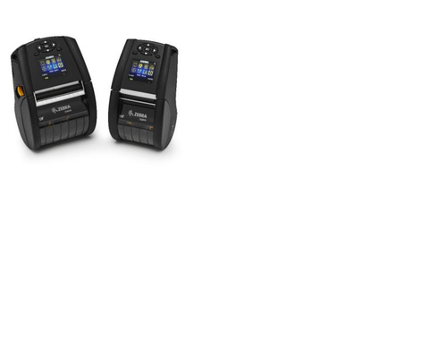 """Zebra ZQ620 3"""" Mobile Printers, Direct Thermal ; English fonts, BlueTooth 4.x, Linered platen, 0.75"""" core, Group 0, Belt clip"""
