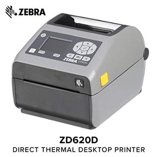 ZD620, LCD, 203DPI Barcode Printer | ZD62142-D01F00EZ