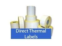 Direct Thermal Labels (no ribbon)