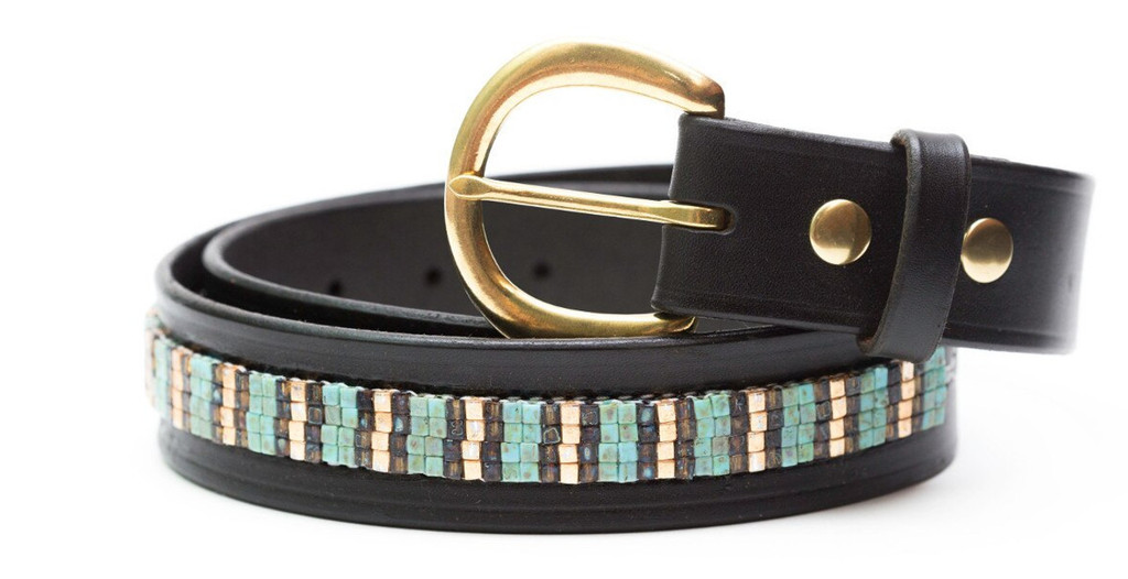 Aztec Gold Belt
