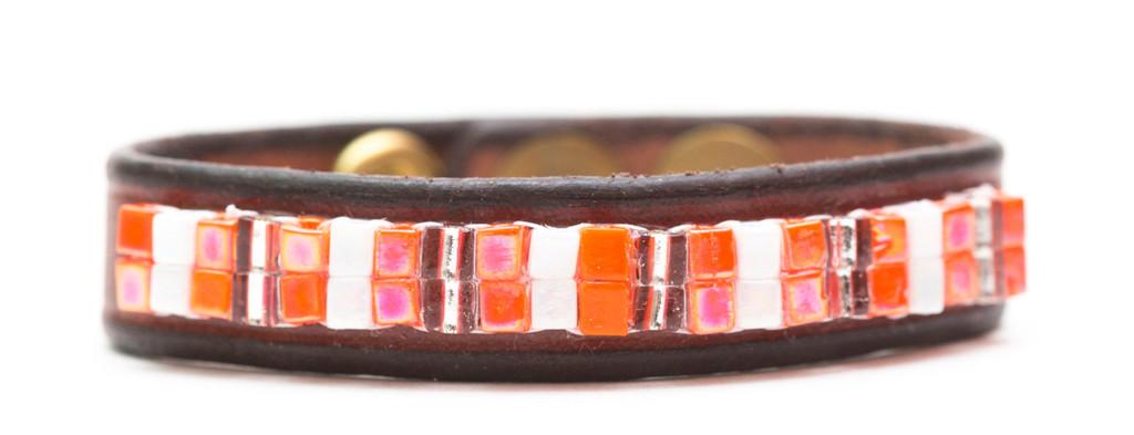 Creamsicle Bracelet