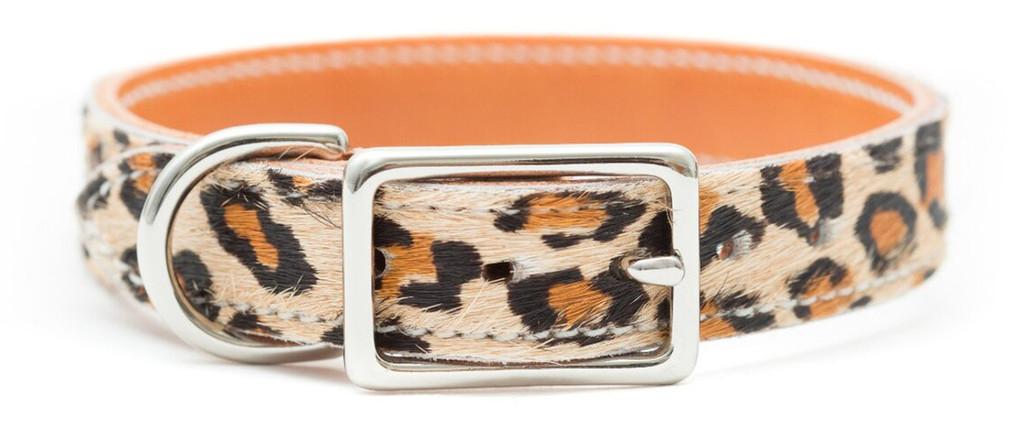 Prestige Cheetah Pet Collar