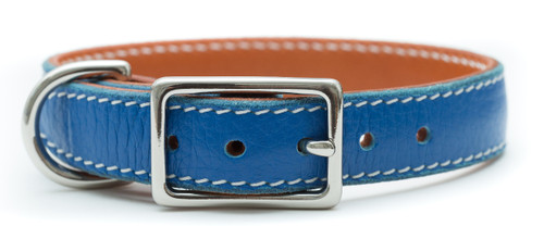 Prestige Blue Pet Collar