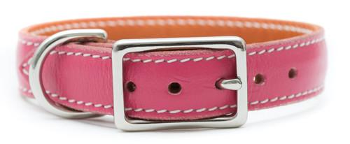 Prestige Pink Pet Collar