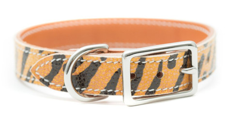 Prestige Tiger Pet Collar