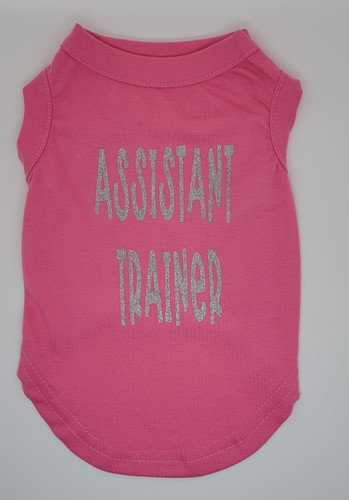 Assistant Trainer Dog T-Shirts