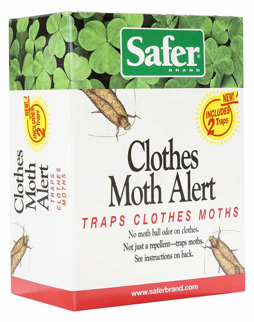 Safer Brand Clothes Moth Alert Trap