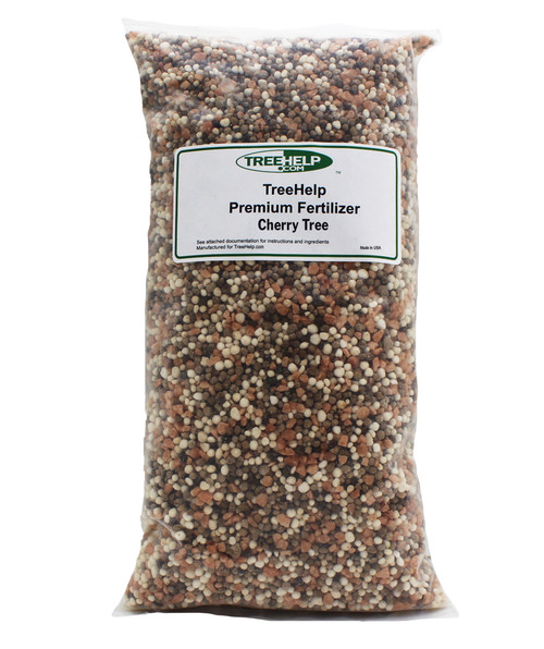 TreeHelp Premium Fertilizer: Cherry