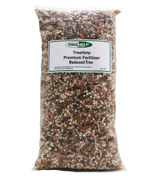TreeHelp Premium Fertilizer: Redwood