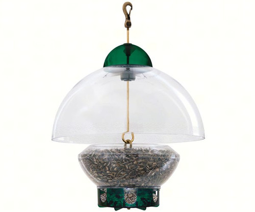 The Big Top Bird Feeder