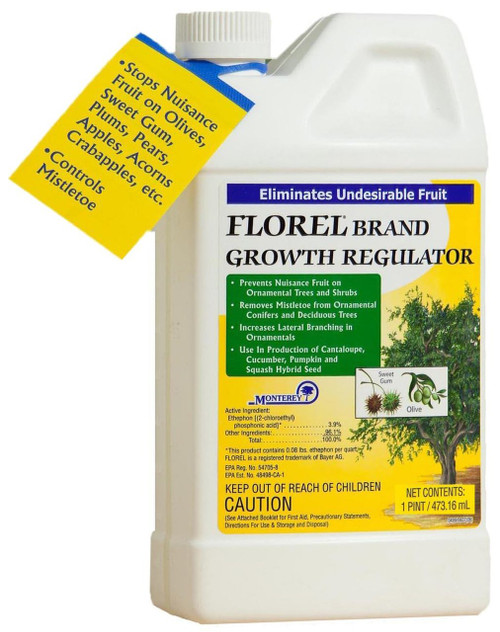 Florel Fruit Eliminator Spray