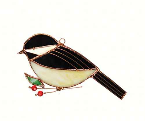 Chickadee Sun Catcher