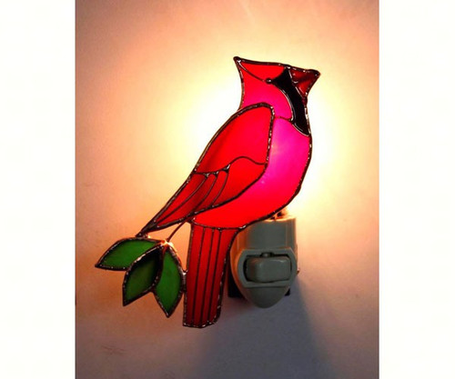 Cardinal Nightlight