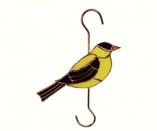 Goldfinch Garden Hook