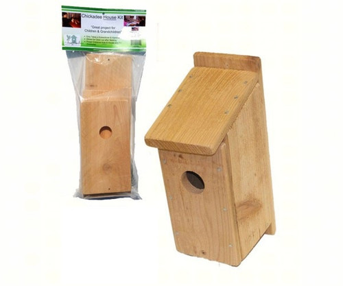 Chickadee House Kit