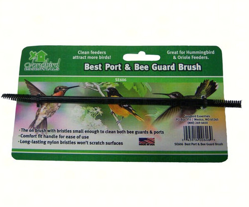 Best Port and Bee Guard Brush