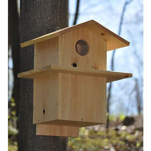 Handmade Squirrel House