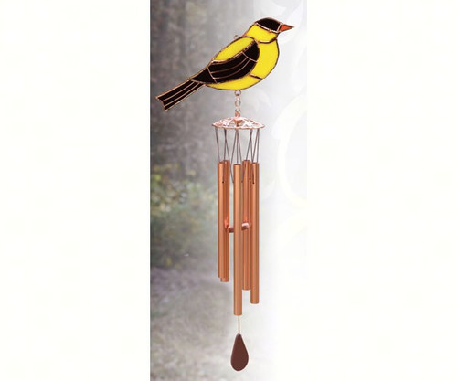 Goldfinch Small Wind Chime