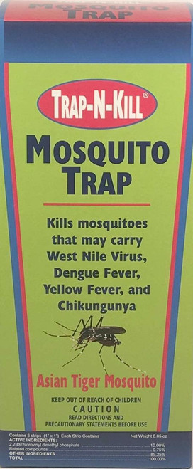 Trap-N-Kill Reusable Outdoor Mosquito Trap