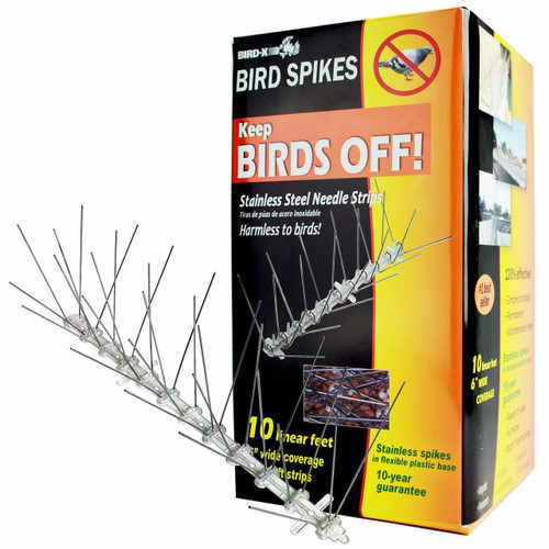 Stainless Steel Bird Spike Kits